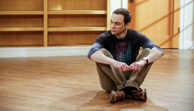 The Big Bang Theory Finale Jim Parsons