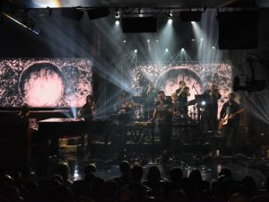 Planetary performs on The Late Show with Stephen Colbert.
