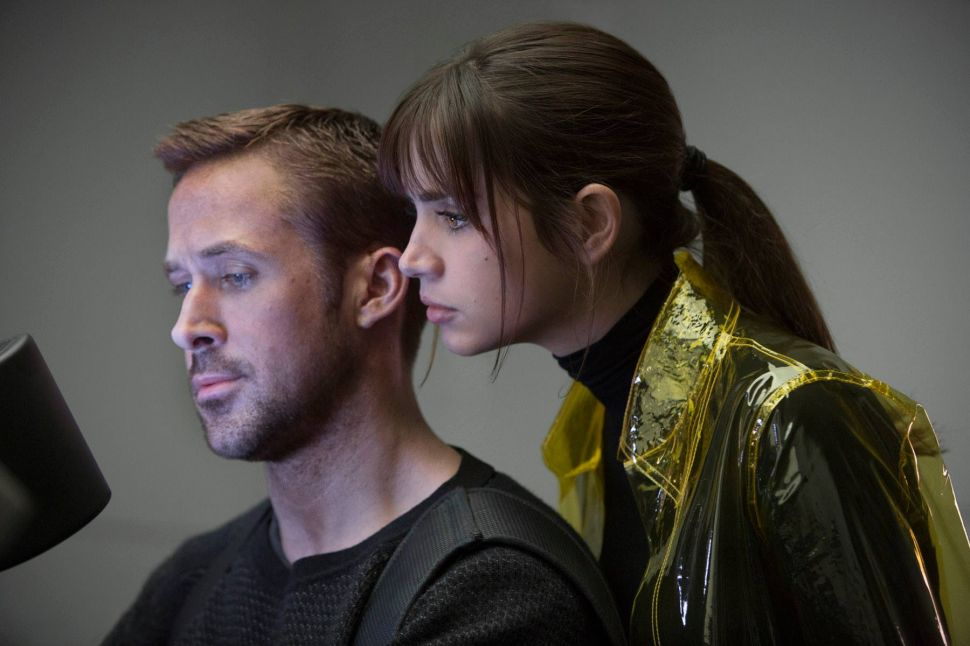 'Blade Runner 2049' Will Be a Game Changer for Ryan Gosling and Harrison Ford