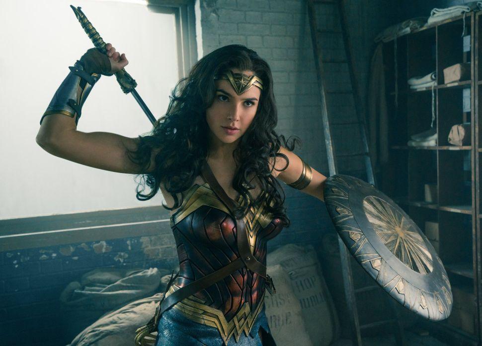 Saved by 'Wonder Woman,' Warner Bros. Is Set to Dominate 2017