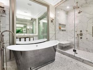 The master bath is incredible.