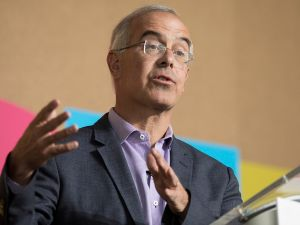 What did David Brooks do now?