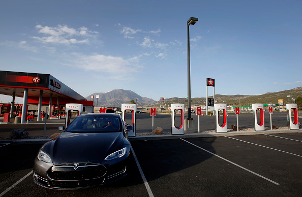 Elon Musk Adds Enough Tesla Charging Stations to Finally Drive Across the US