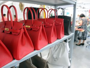 Hermès mania is soon to take over SoHo.
