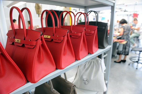 The RealReal Is Bringing a Wall of Birkin Bags to Soho