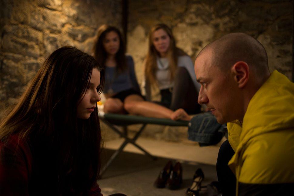 M. Night Shyamalan's 'Split' Sequel, 'Glass,' Just Nabbed an Emmy Winner