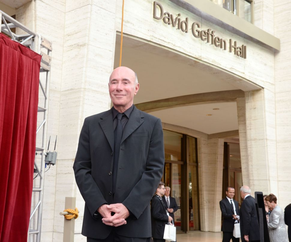 David Geffen Really Wanted to Leave Carbon Beach