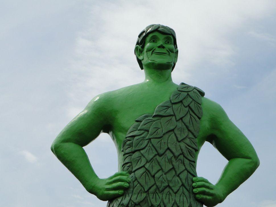Wikipedia Thought Australian $100 Bills Were Called 'Jolly Green Giants'