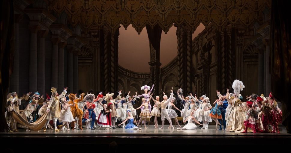 Tchaikovsky Carries the Ball for ABT This Spring Season