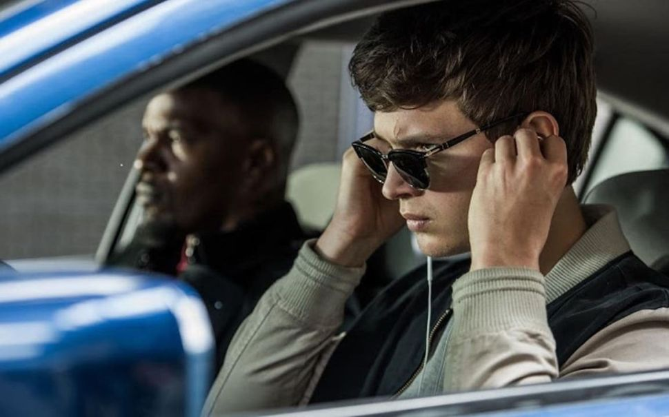 A Quick Word From: A 'Baby Driver' Criminal Who Brought an Aux Cord for the Car