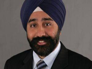 Councilman Ravinder Bhalla.