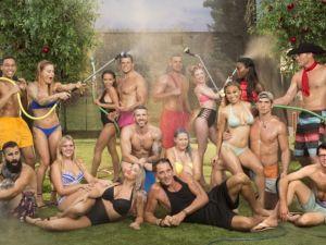 Big Brother cast.