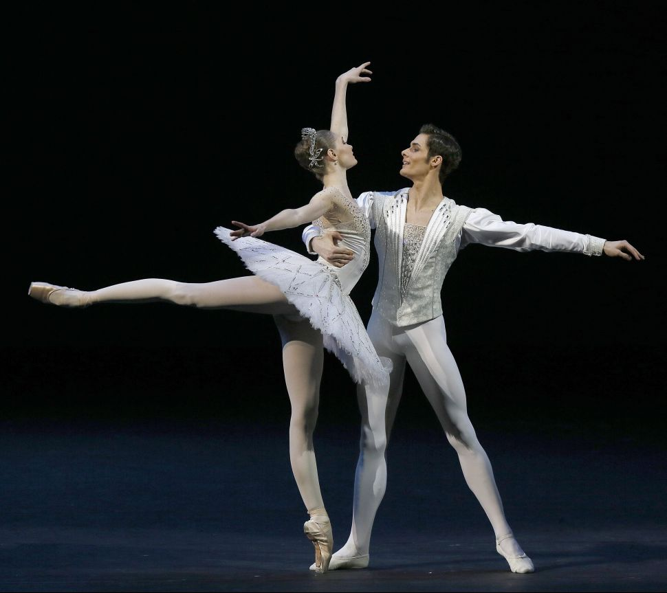 'Jewels': Three Ballets, Three Companies and a Glorious Debut