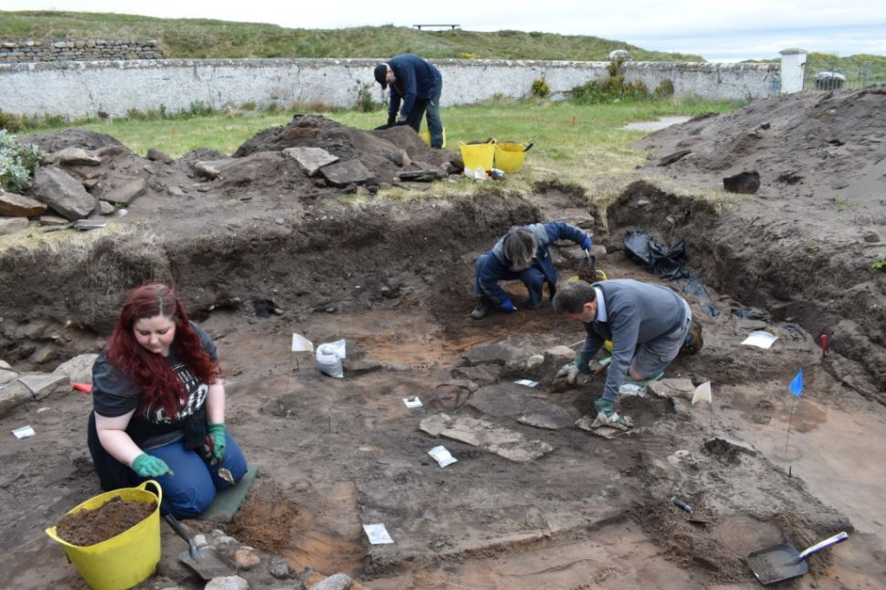 Rediscovered Middle Ages Fort Reveals New Clues About Scotland's Earliest Settlers