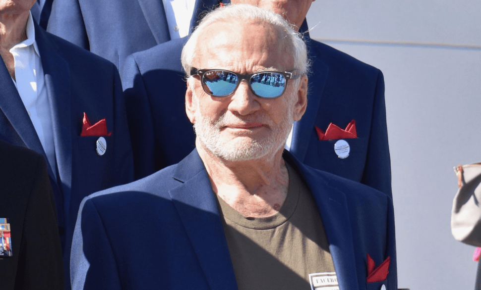 11 Things We Love About Apollo 11 Astronaut Buzz Aldrin