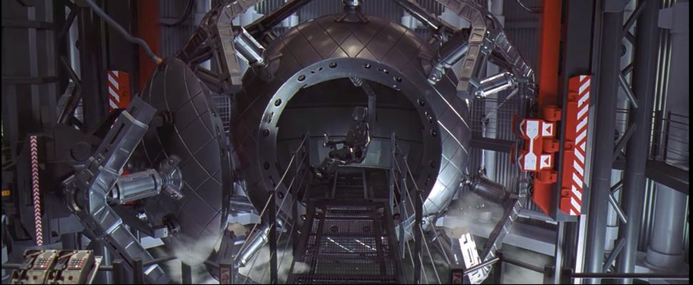 20 Years Ago, Hollywood Imagined a Wormhole Machine at Kennedy Space Center
