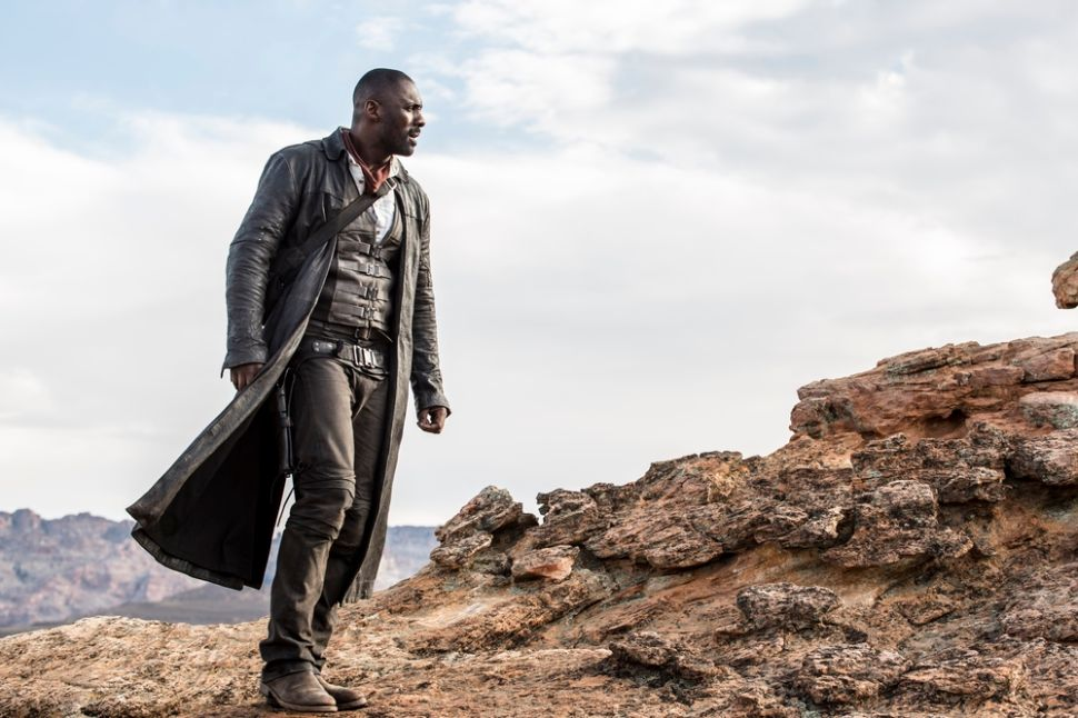 Sony Was Right to Bet on 'The Dark Tower' Even if (When) It's a Disastrous Flop