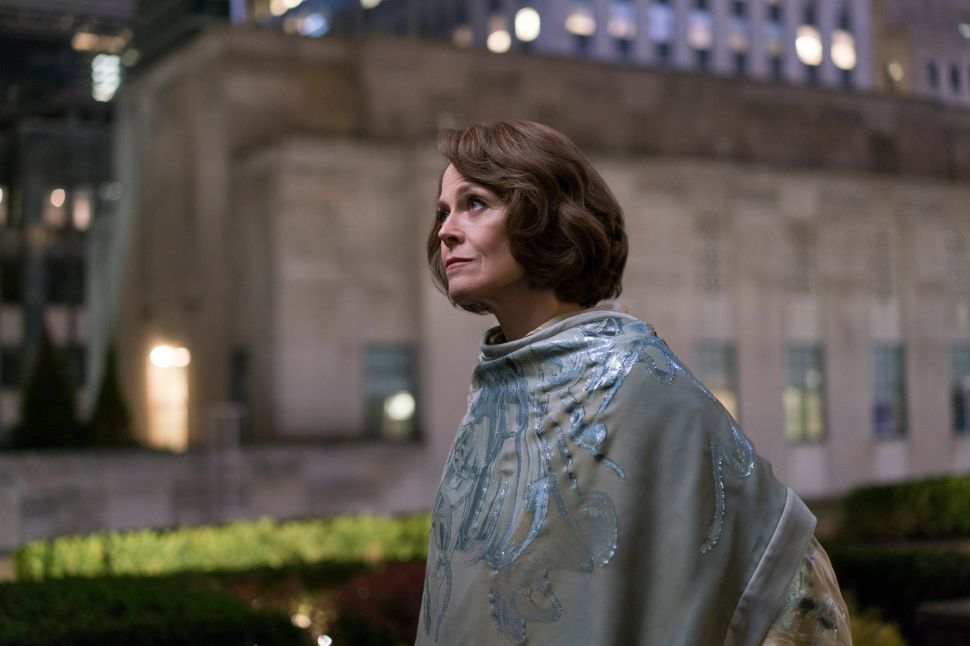 Sigourney Weaver Dishes on the Mysterious 'Defenders' Netflix Series and Marvel
