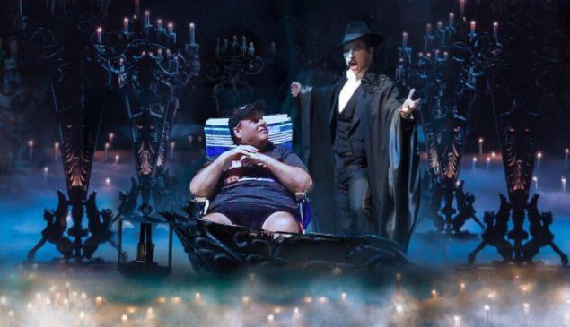 'The Phantom of the Opera.'
