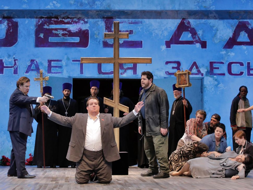 In Opera, Upstate or in Brooklyn, There Will Be Blood