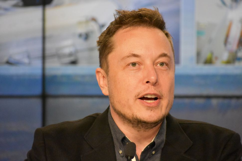 SpaceX Founder Elon Musk Talks Looming Failure, Revamped Human Mars Mission