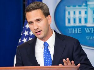 Eric Schultz, a senior advisor to former President Barack Obama.