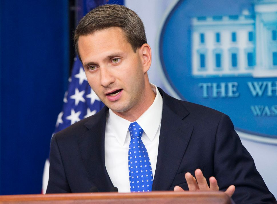 Separating Signal From Noise: An Interview With Obama's Media Adviser Eric Schultz
