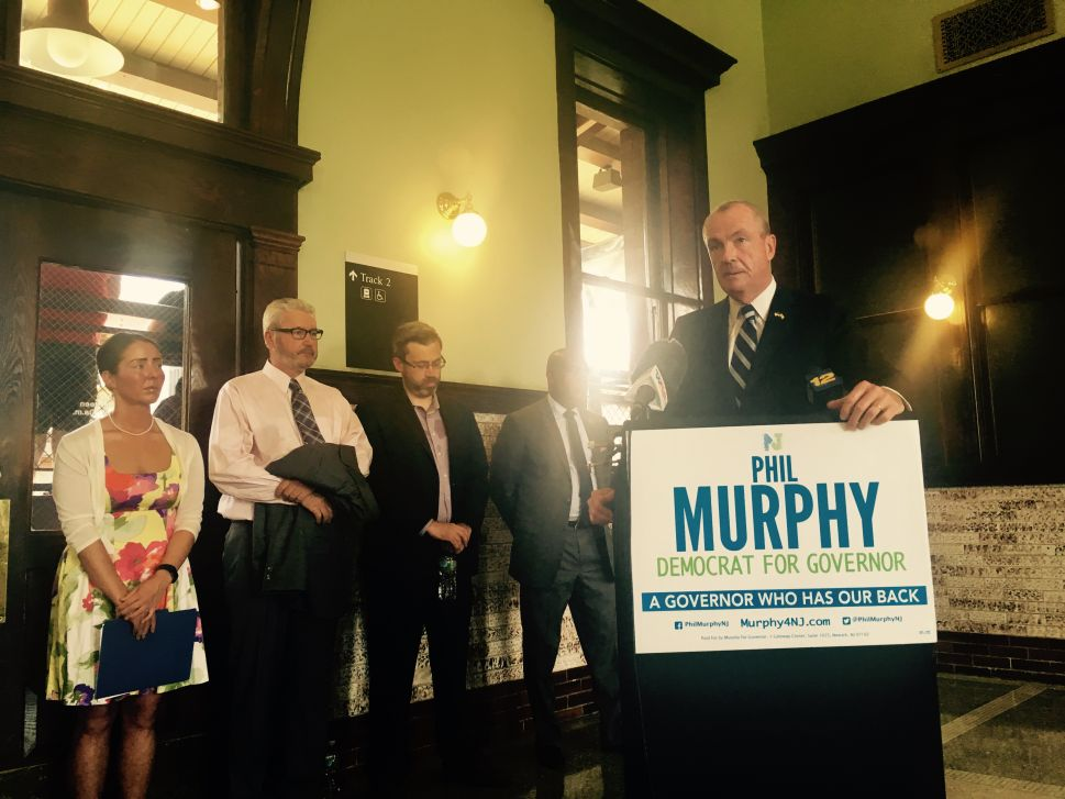 Murphy Once Again Makes the Case for Gateway Tunnel