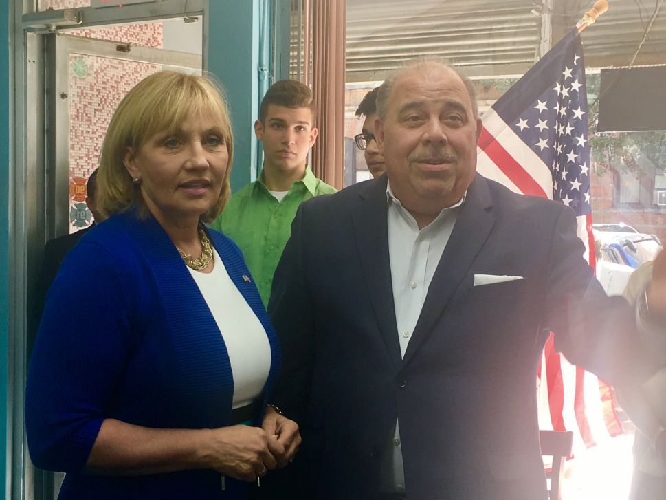 Guadagno Weighs in on Sheila Oliver Pick
