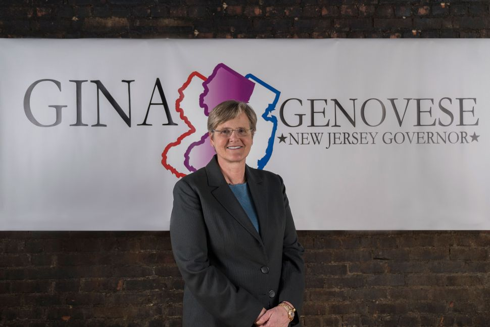Meet Gina Genovese, an Independent Running for NJ Governor