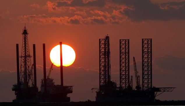The sun isn't setting on the oil industry just yet, but experts say oil demand could max out within a few decades.