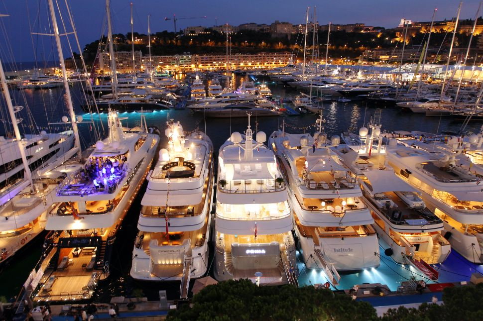 Everything You Ever Wanted to Know About Mega-Yachts (and Their Owners)