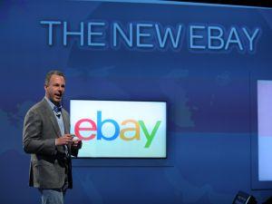eBay President Devin Wenig