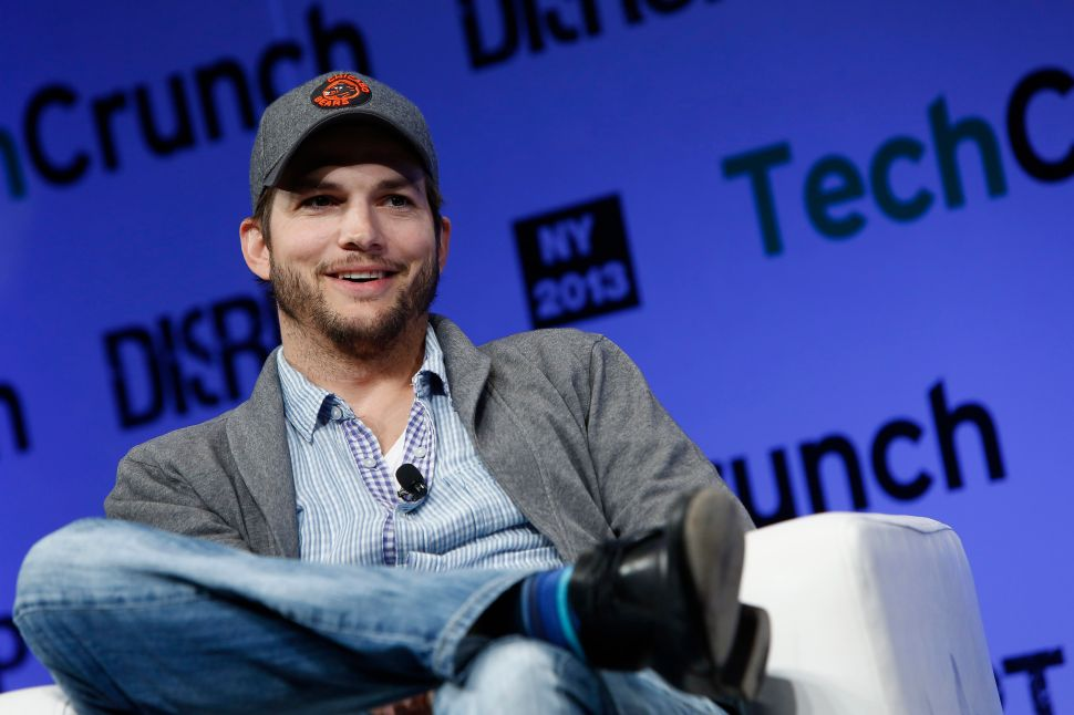 Ashton Kutcher Is Under Fire for Mansplaining the Tech Sexism Problem