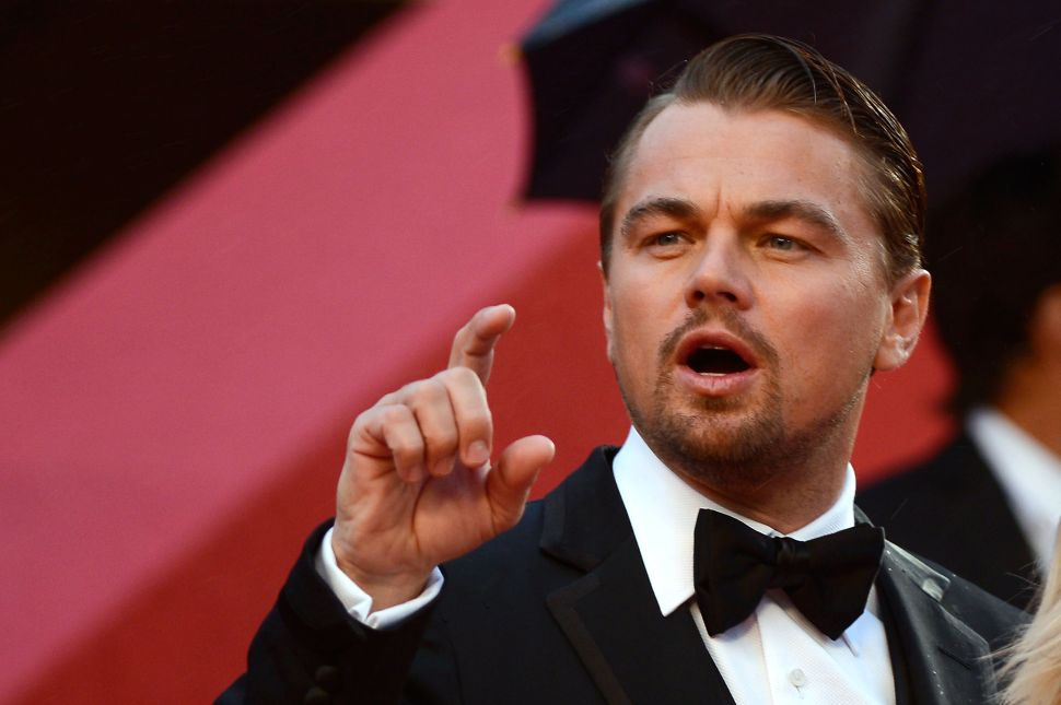 Leonardo DiCaprio Developing TV Series With Nat Geo