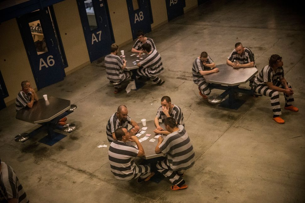 US Prison System Plagued by High Illiteracy Rates