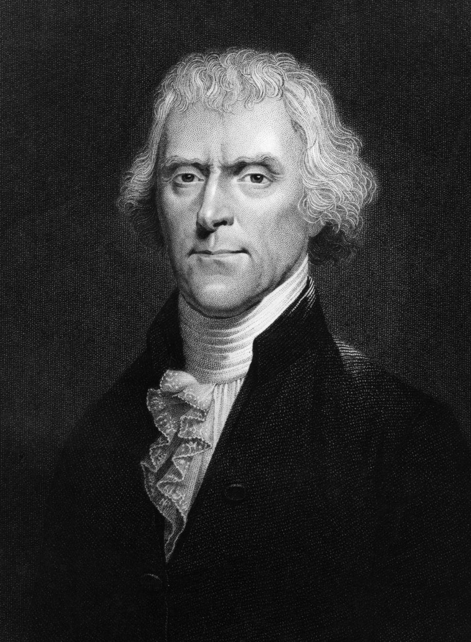 Thomas Jefferson's Record on Slavery Wasn't All Bad