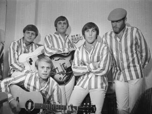 The Beach Boys.