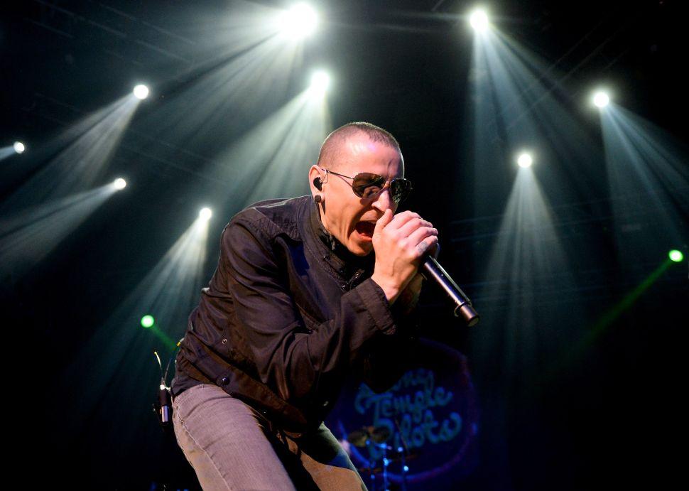 Linkin Park's Chester Bennington Dead at 41
