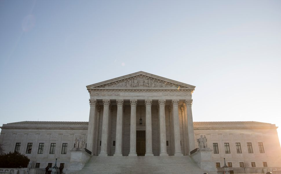 U.S. Supreme Court Has a Blockbuster Docket Again
