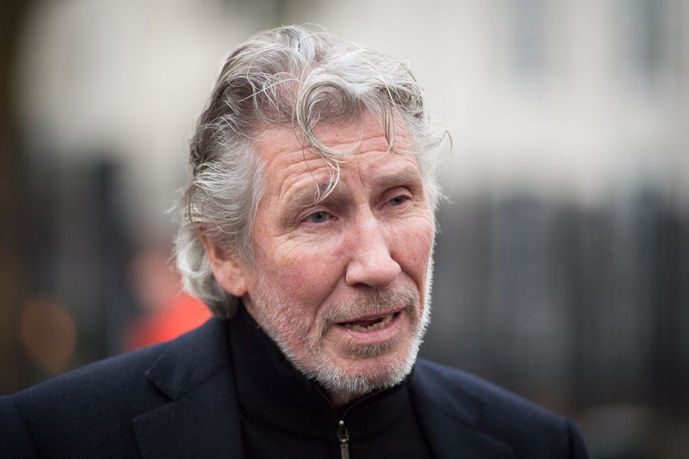 Roger Waters' Jewish Problem Catches Eye of Award-Winning Filmmaker