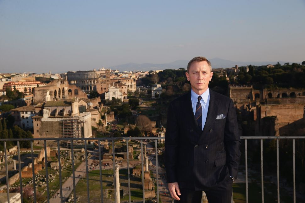 Will One of These Three Directors Helm the Next James Bond Movie?