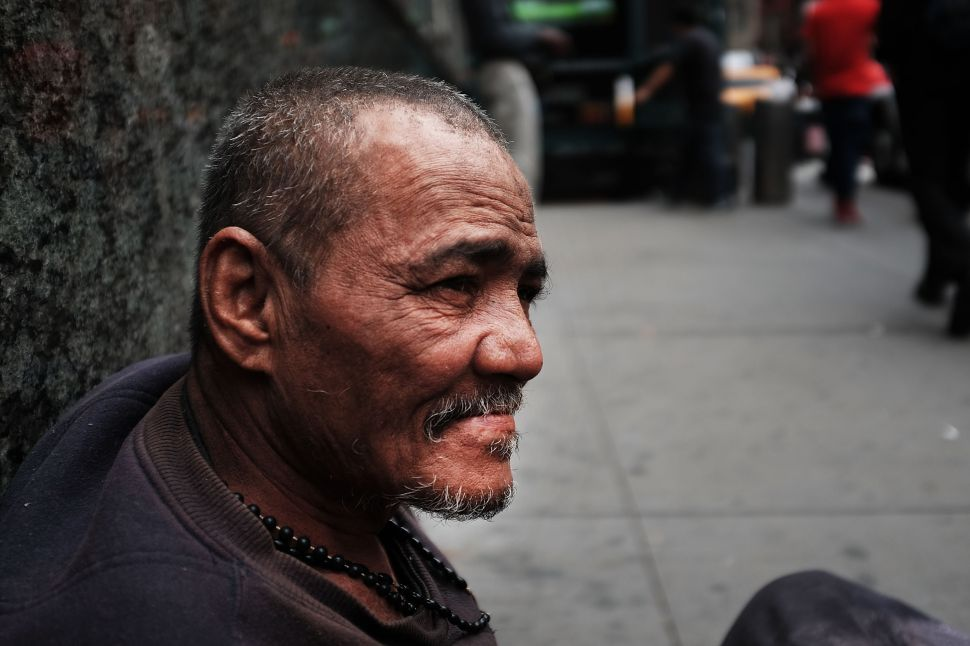What's Our Obligation to the Homeless?