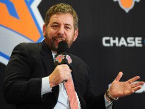 James Dolan, Executive Chairman of Madison Square Garden.
