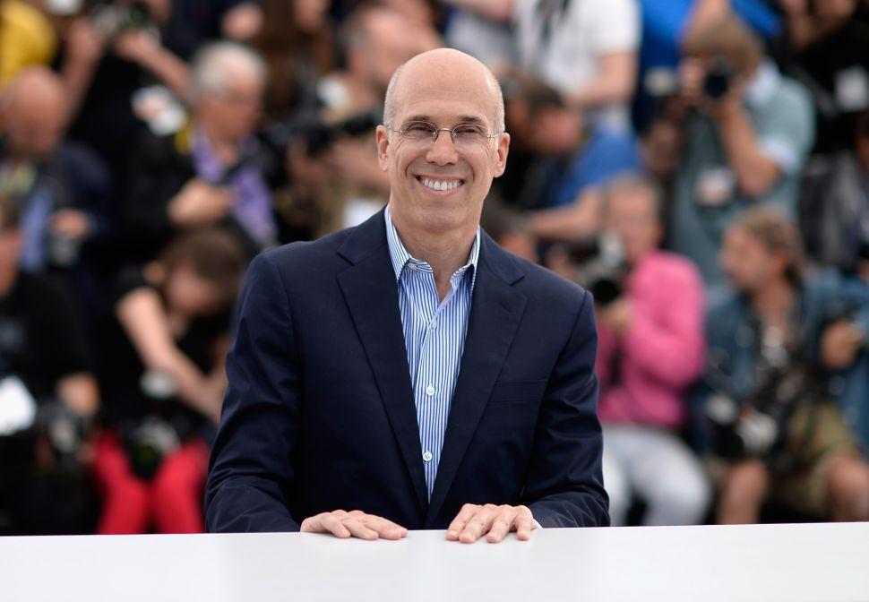 Jeffrey Katzenberg's Plan to Reinvent Mobile Entertainment Sounds Crazy and Amazing