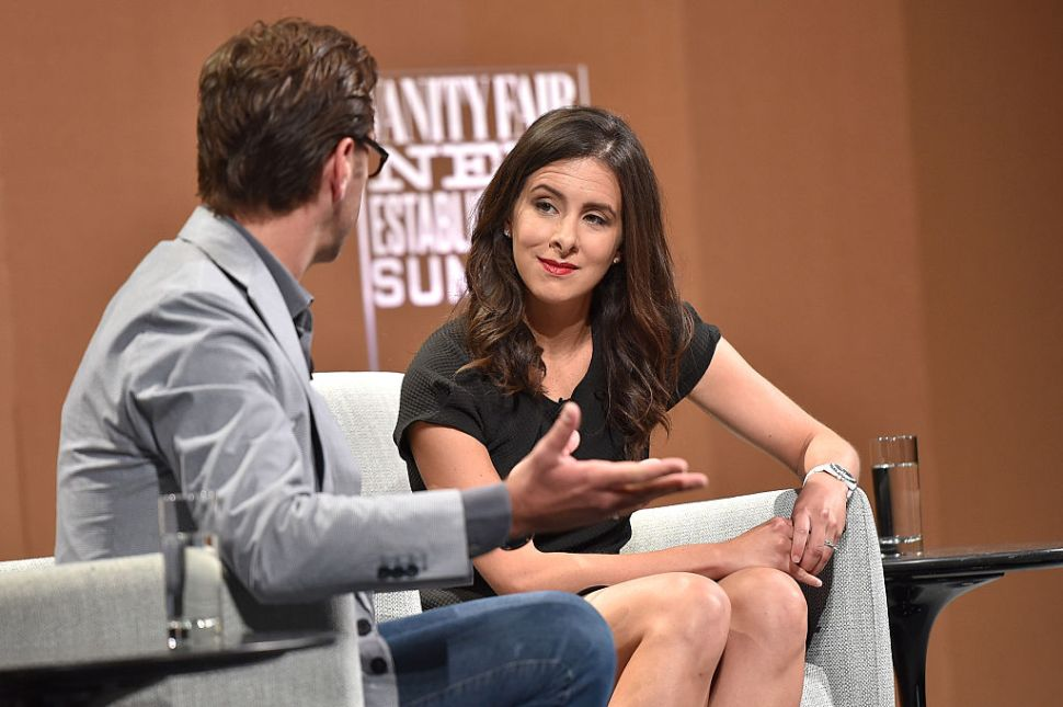 The Information's Founder Jessica Lessin Nudges News Past Its Funny Money Era