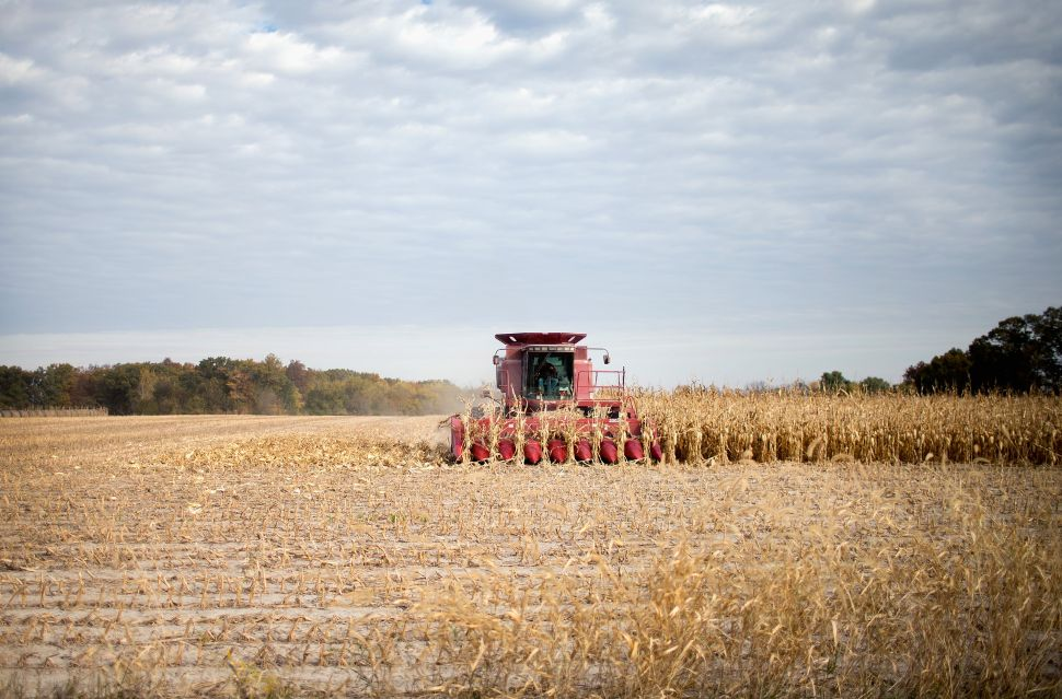 Technological Revolution Set to Hit Farmers—If They Can Afford It