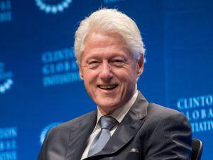 Bill Clinton Steven Spielberg George Clooney