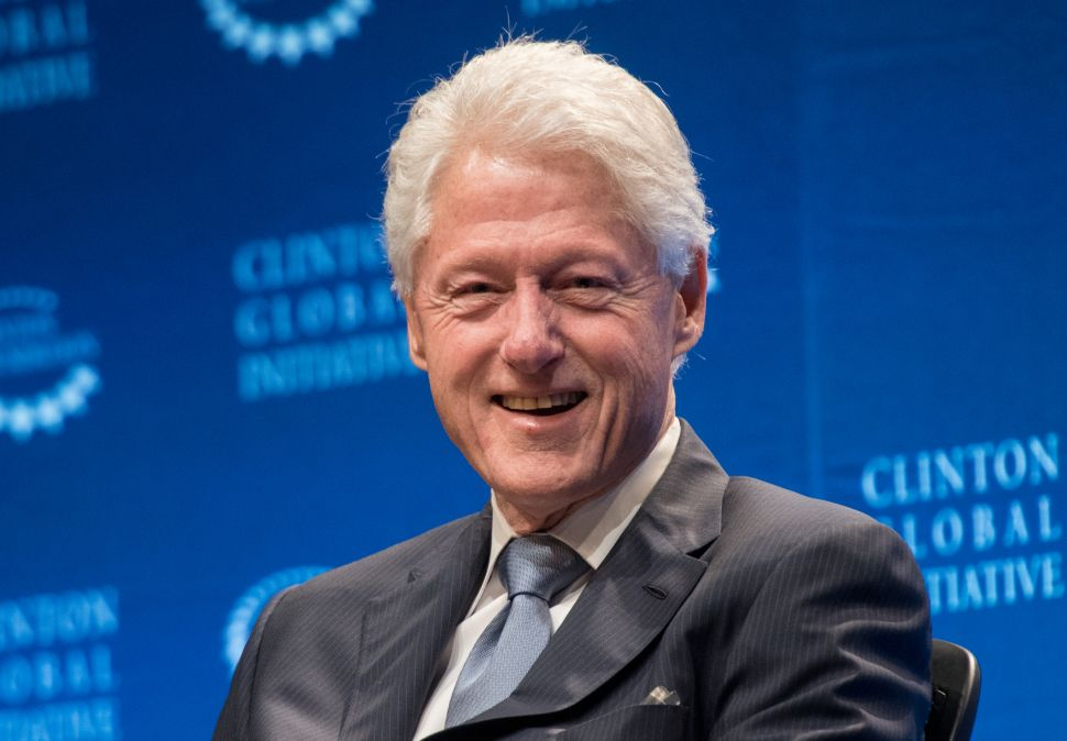 Bill Clinton to Campaign for Murphy in NJ Tuesday