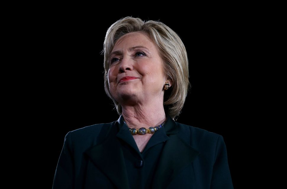 Hillary Clinton Continues Receiving Free Press Releases From Mainstream Media